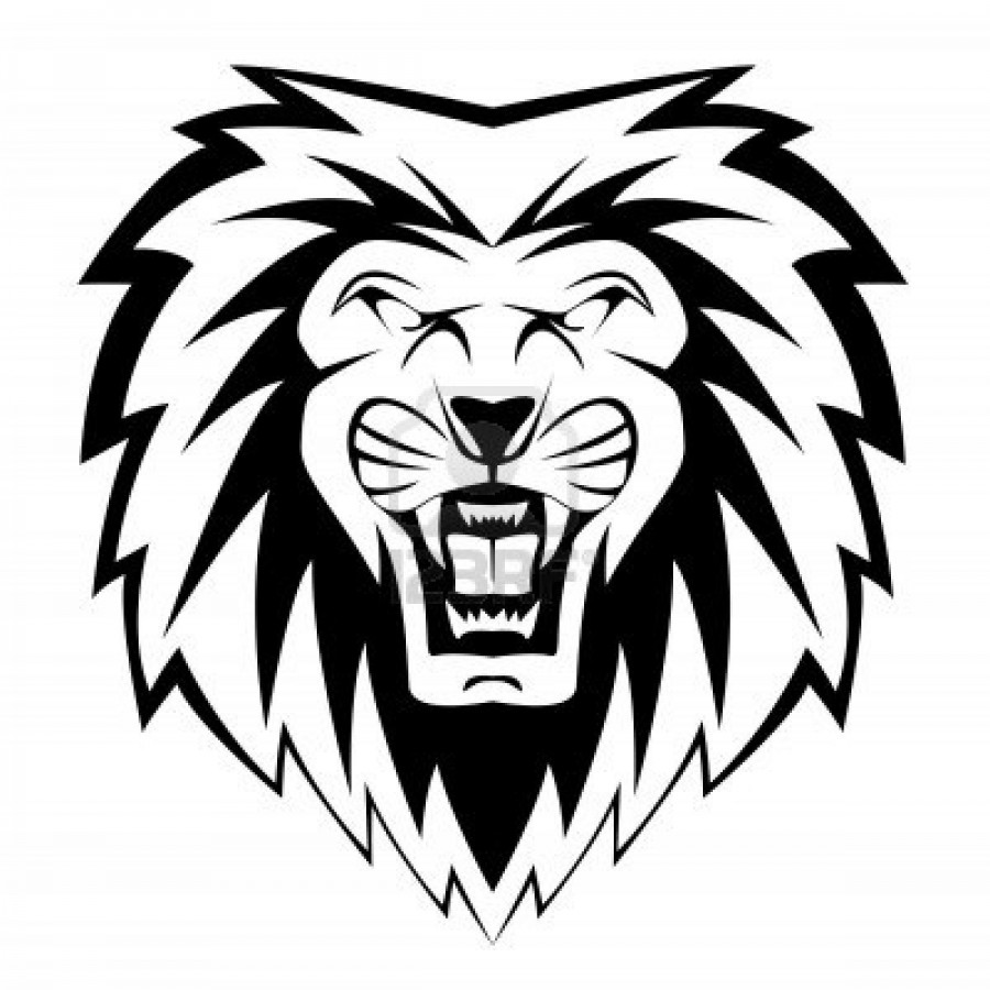 Lion Face Vectors Illustration Tattoomagz Tattoo Designs Ink Works Body Arts Gallery Vector image stylized lion head. lion face vectors illustration