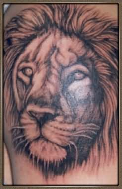 Lion Tattoos Bodyart Pictures