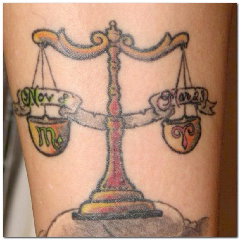 Libra Tattoos Zodiac Sign Meaning Free Download Tattoo 35799