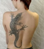Lizard Tattoos Mobile
