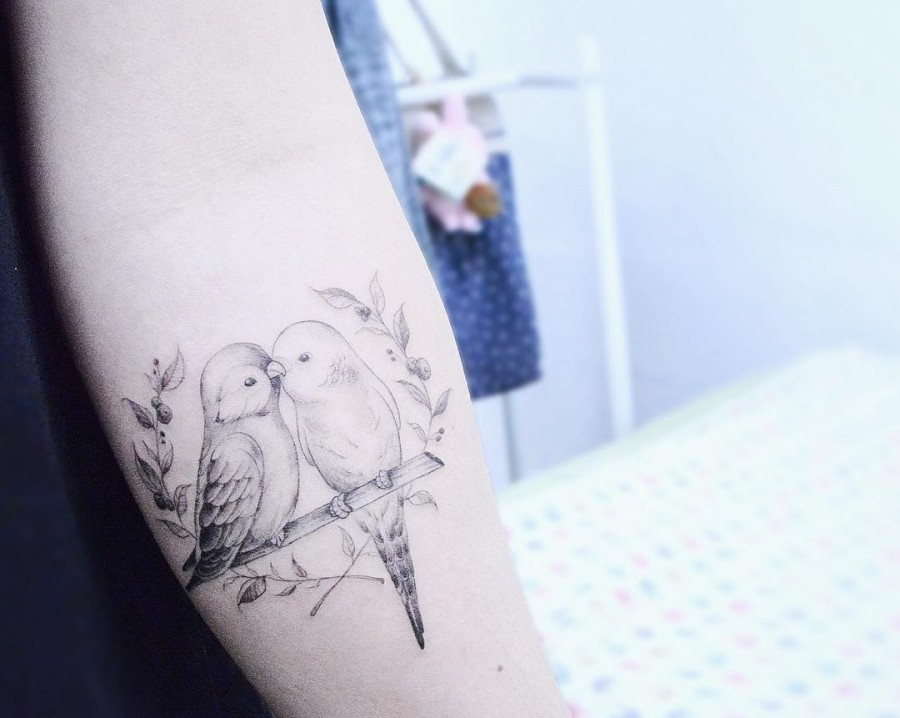 lovebirds-tattoo-by-tattooist_banul