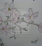 Magnolia Flower Tattoo Design By Ishankasaurus On Deviantart
