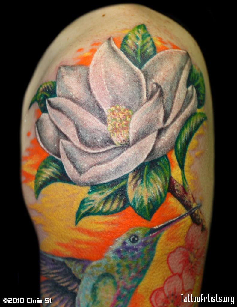 Magnolia Tattoo Artists