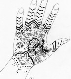 Henna Tradition Tattoo Designs For Women