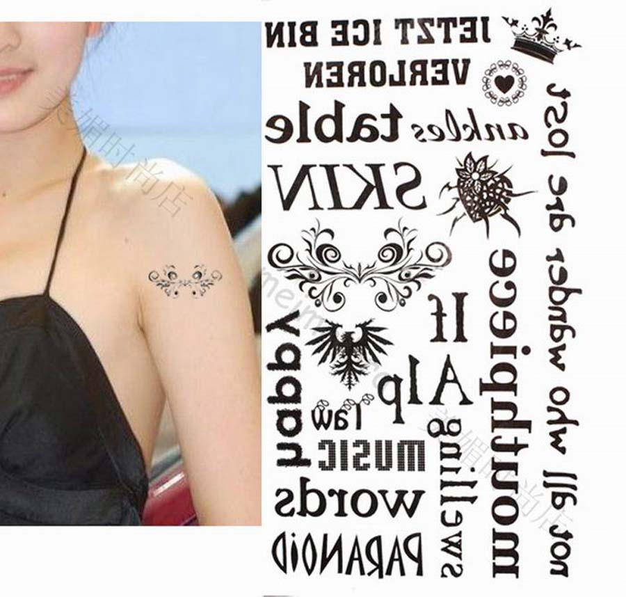 Cool Designs of Temporary Tattoos for Kids – Temporary Tattoos