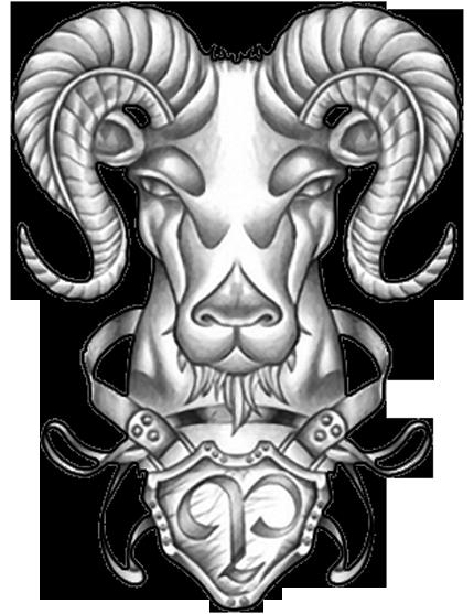 Aries Zodiac Tattoo Designs – Tattoos Expressing Personality