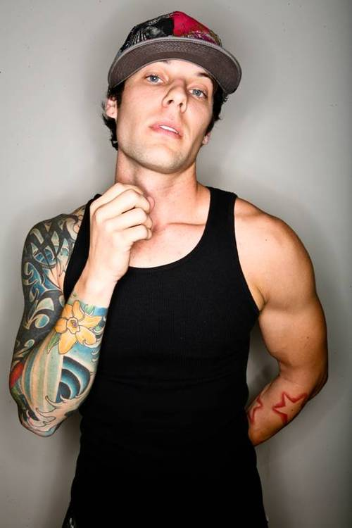 Awesome Men With Full Arm Tattoo Ideas