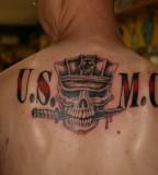 Usmc Tattoo By Icantccolors On Deviantart
