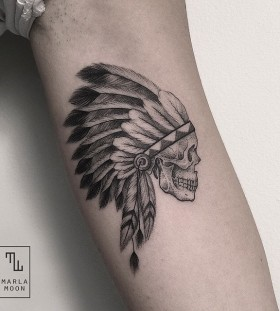 marla_moon-indian-skull-tattoo