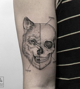 marla_moon-wolf-skull-tattoo