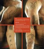 Marquis Daniels Tattoos
