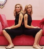 Matching Tattoos For Twin Sisters