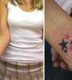 Star Sisters Friendship Tattoos