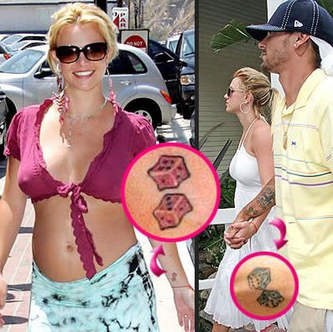 Broken Up Celebrity Tattoo Couples