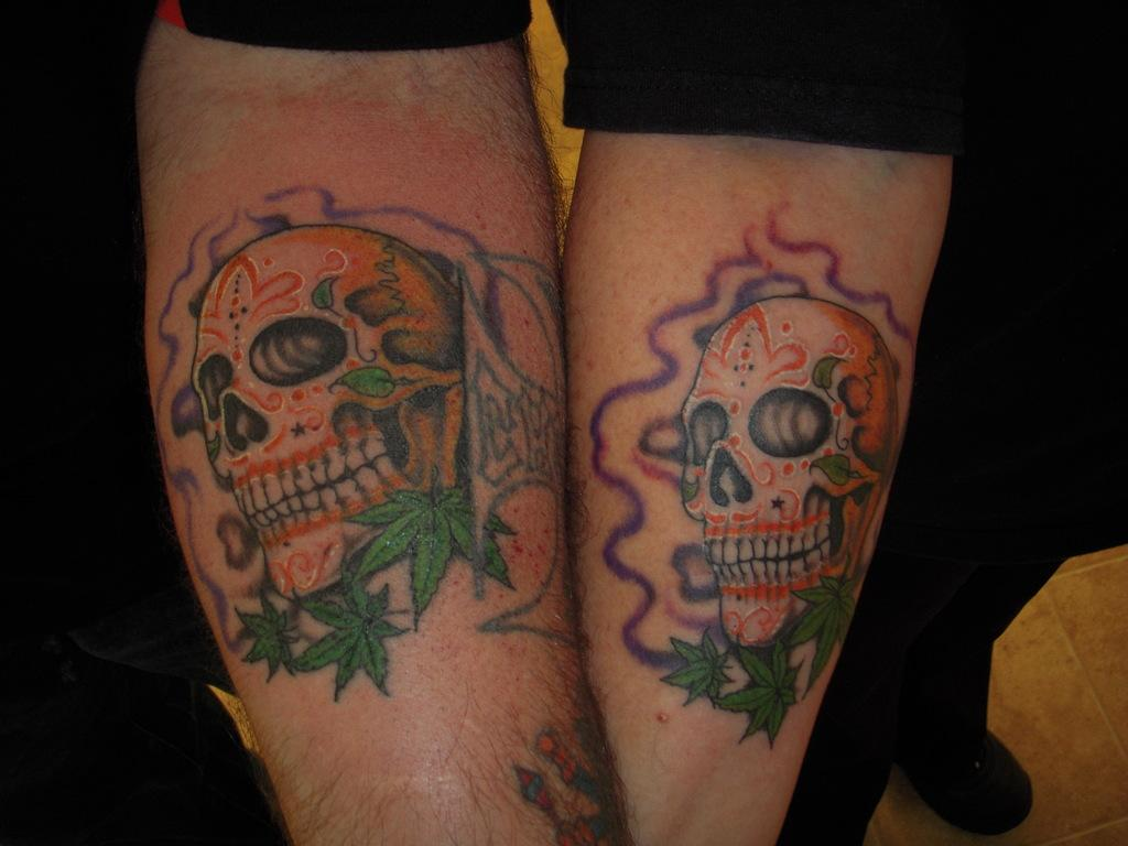 Heavy Metal Cool Matching Tattoos For Couples Tattoomagz