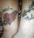 Tattoos Designs for Couple 2012