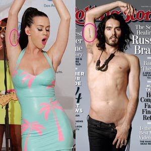Celebs Who Got Matching Tattoos