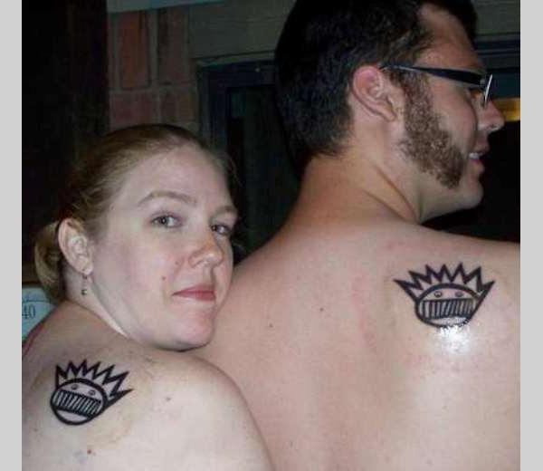 40 Couple Tattoos You Can Have To Show Your Love Slodive
