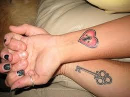 80 Best Matching Tattoos