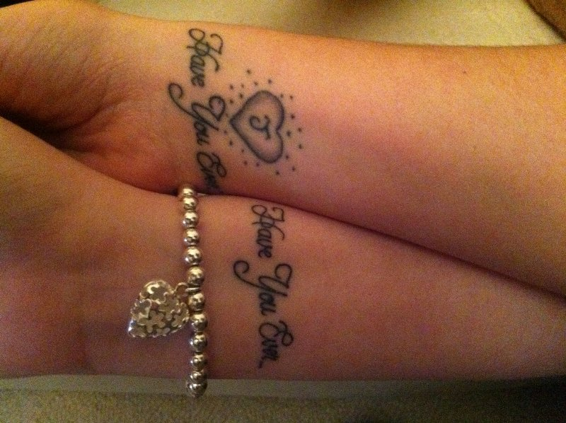 Couple Tattoos Matching Tattoos To Show Your Love