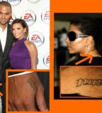 Gorgeous Celebrity Couples Tattoos
