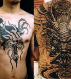 Chinese Dragon Tattoos Designs And Ideas