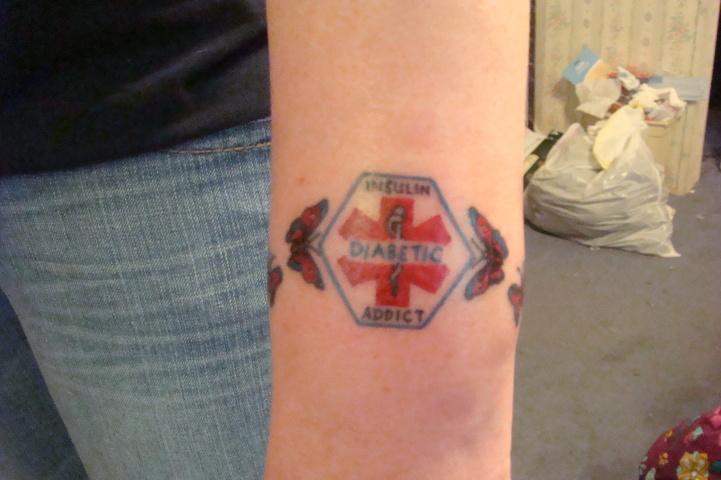 Medic Alert Tattoo Ink Expansion Design