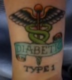 Medical Alert Tatoo Ideas Dodge Ram Type 1
