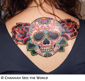 Mexican Skull Tattoos – Grim Reaper Tattoos