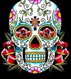 Sugar Skull Designs - Inspiration Mexican Skull Tattoo Art