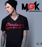 Machine Gun Kelly American Gangster Tattoos