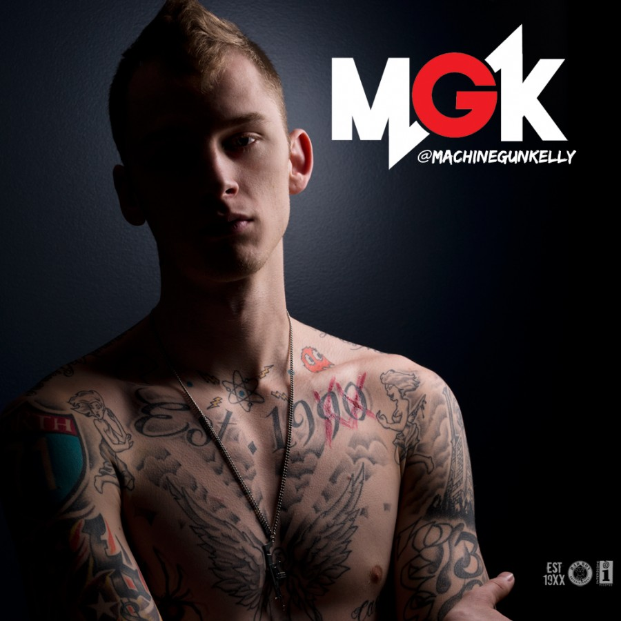 Machine Gun Kelly Lace Up Cool Design