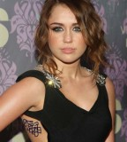 Latest Fashion Trend Miley Cyrus Tattoos Design