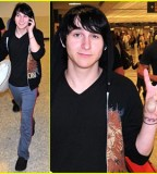 Mitchel Musso Makes It To Maryland Mitchel Musso