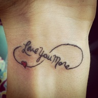 Tatoos from mother