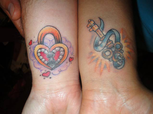 Top 5 Love Theme Tattoos