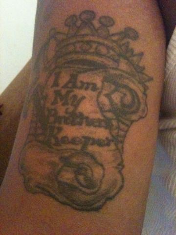 I Am Tattoo Lilzeu Tattoo De