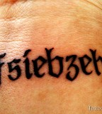 Name Wrist Tattoos