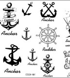 New Design New Release Temporary Tattoo Waterproof