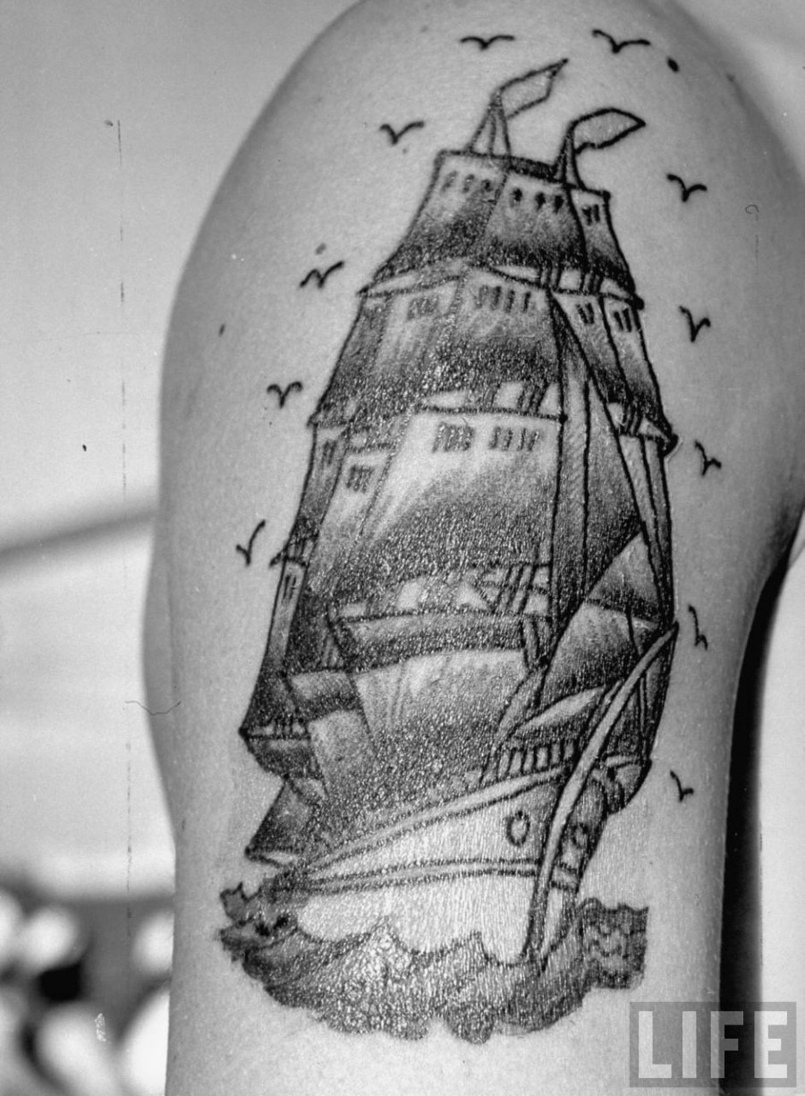 Amazing Nautical Tattoo Ideas