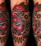 By Ryan Gagne Of Sacred Balance Tattoo Calgary Now Dig This