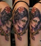 Nick Whybrow Neo Traditional Japanese Tattoo