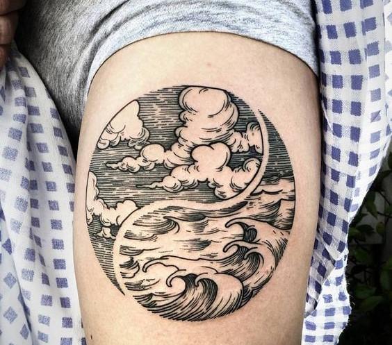 ocean-sky-yin-yang-tattoo