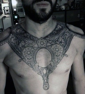 ornamental tattoos for men