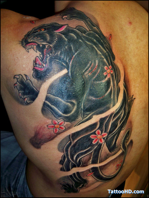 Best Ideas Black Panther Tattoo Meaning