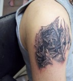 Panther Tattoos Meaning Black And Grey Tattoo Designs