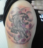 Old School Panther Tattoo Meaning