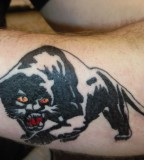 The Sing Of Power Panther Tattoo Meaning For Men