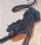 Panther Tattoo Meanings Find And Buy The Panther Design Free