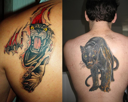 Get Panther Tattoos Designs Ideas Meaning